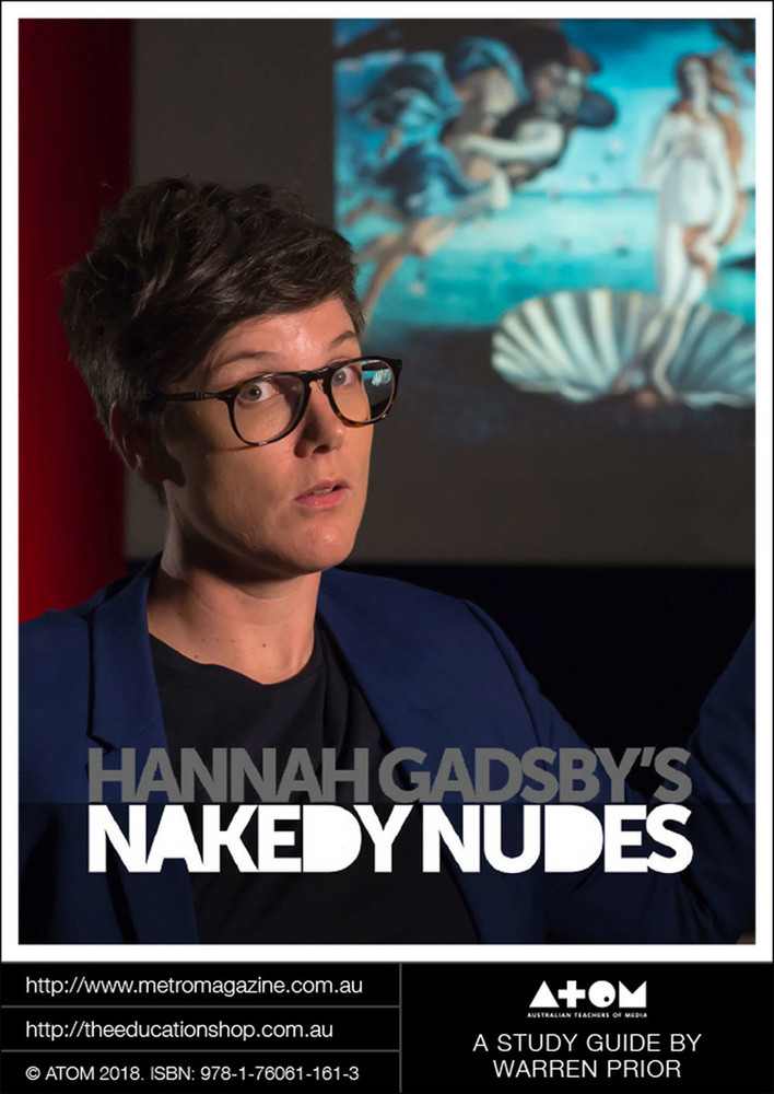 Hannah Gadsby's Nakedy Nudes (ATOM Study Guide)