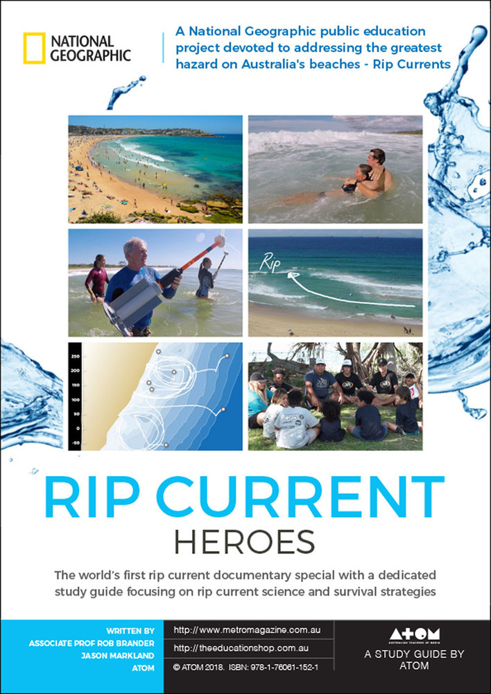 Rip Current Heroes (ATOM Study Guide)