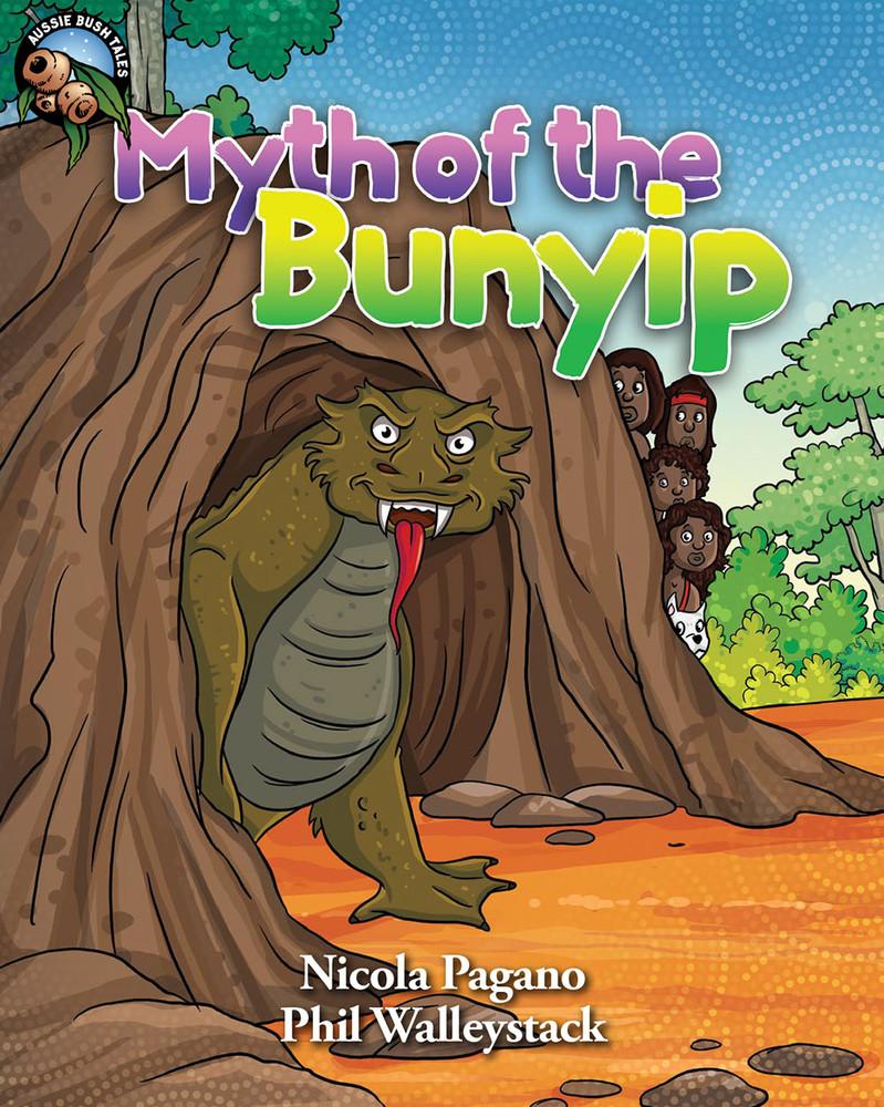 Myth of the Bunyip (EPUB)