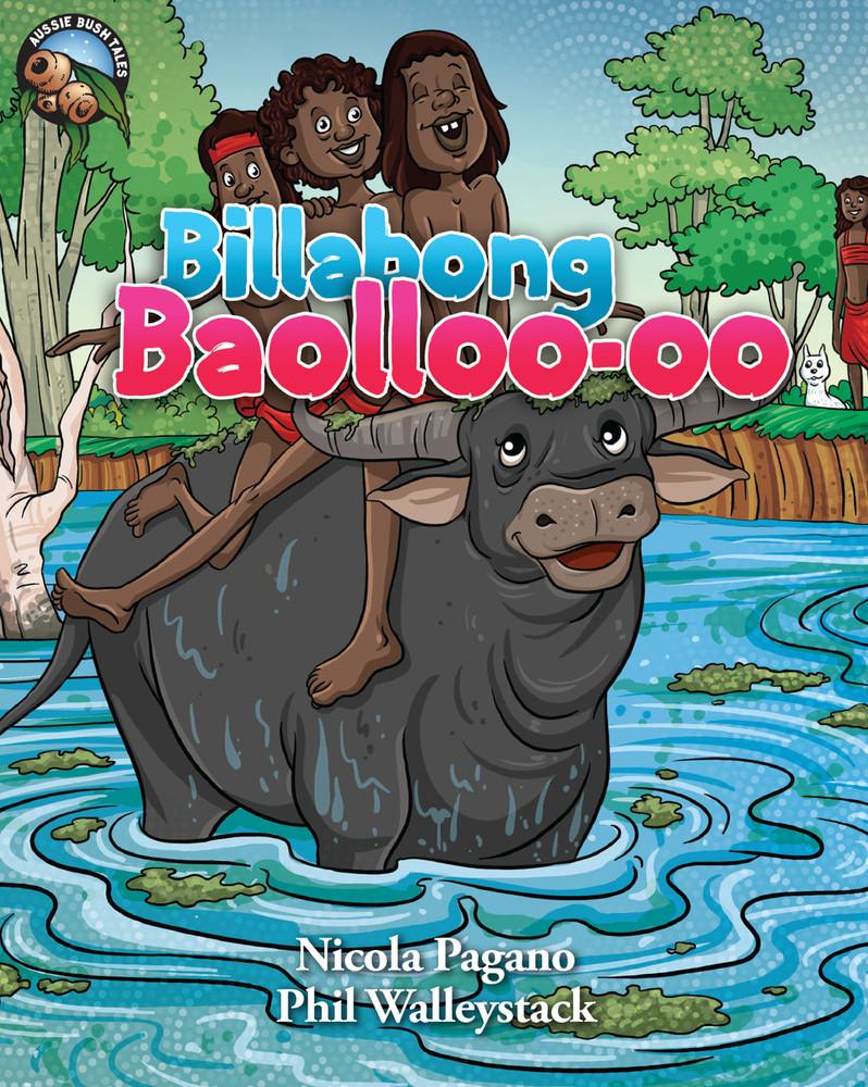Billabong Baolloo-oo - Narrated Book (1-Year Rental)