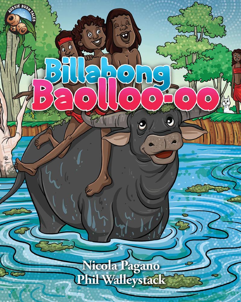 Billabong Baolloo-oo - Narrated Book (3-Day Rental)