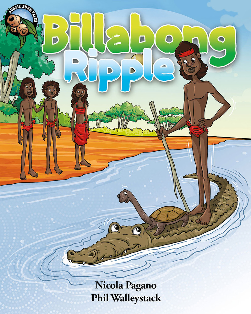 Billabong Ripple - Narrated Book (3-Day Rental)