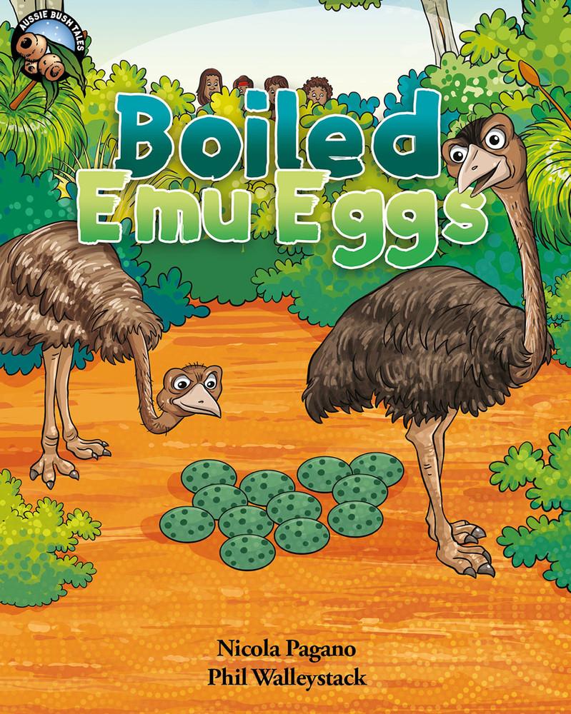 Boiled Emu Eggs - Narrated Book (1-Year Rental)