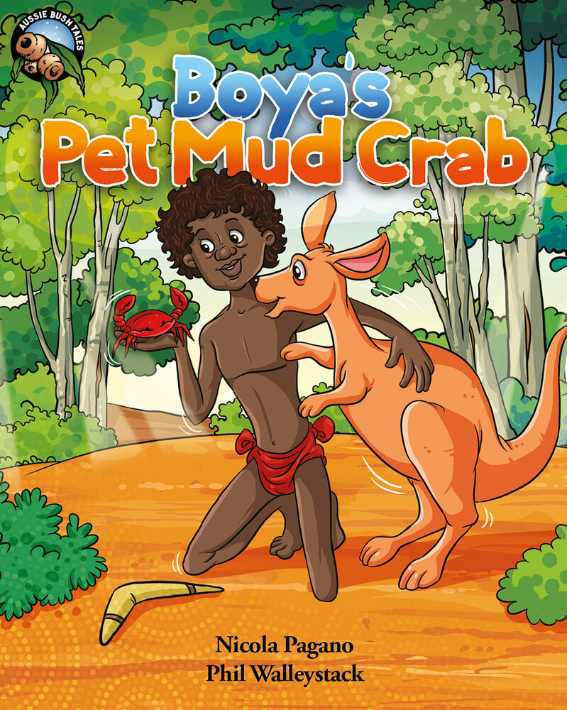 Boya's Pet Mud Crab - Narrated Book (3-Day Rental)