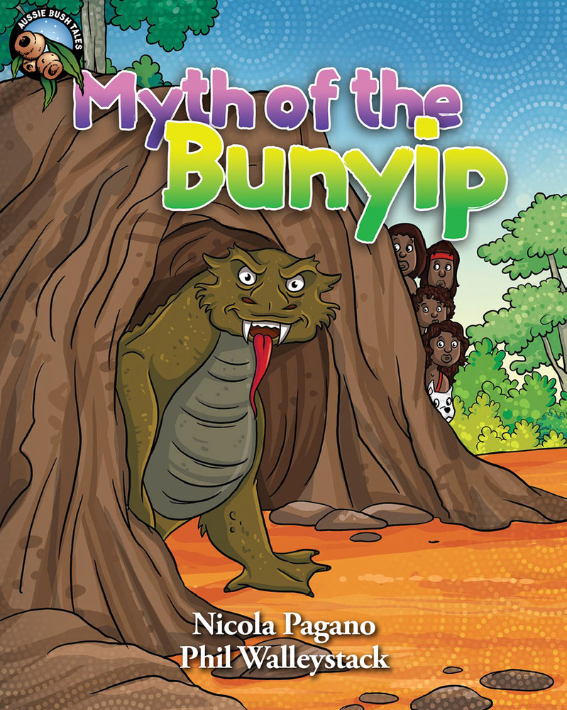 Myth of the Bunyip - Narrated Book (1-Year Rental)