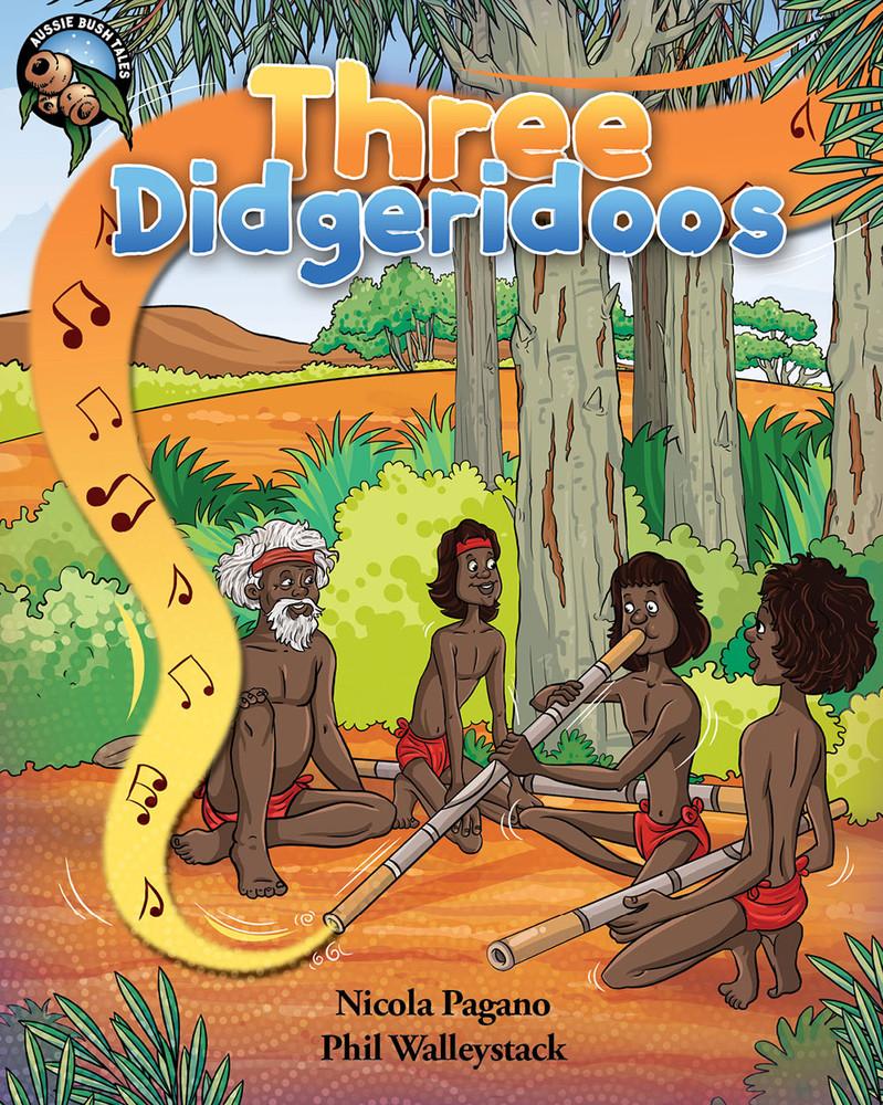 Three Didgeridoos - Narrated Book (3-Day Rental)