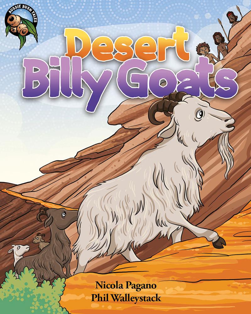Desert Billy Goats - Narrated Book (3-Day Rental)
