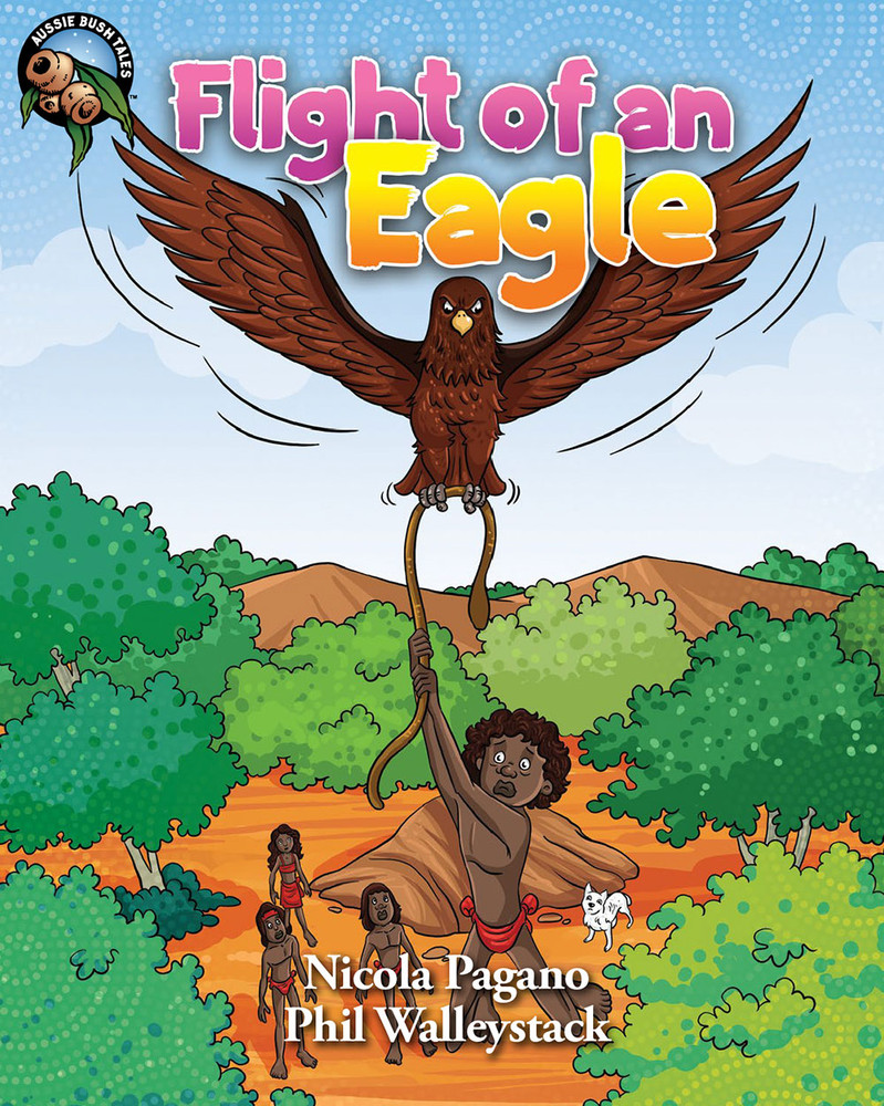 Flight of an Eagle - Narrated Book (1-Year Rental)