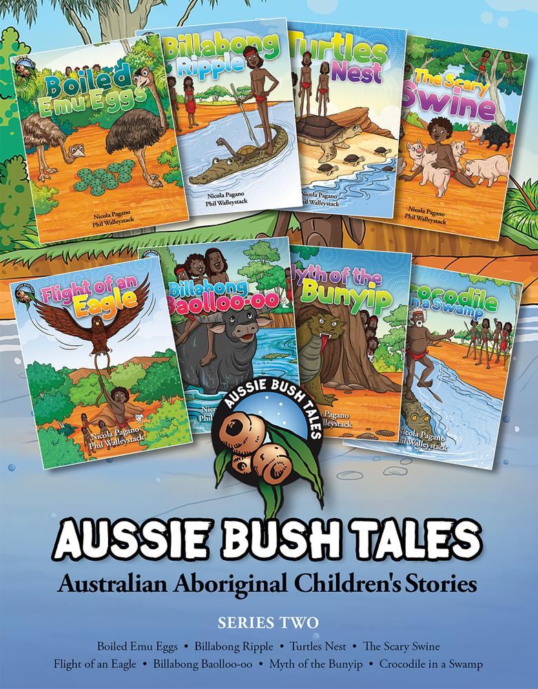 Aussie Bush Tales - Series 2 (1-Year Rental)