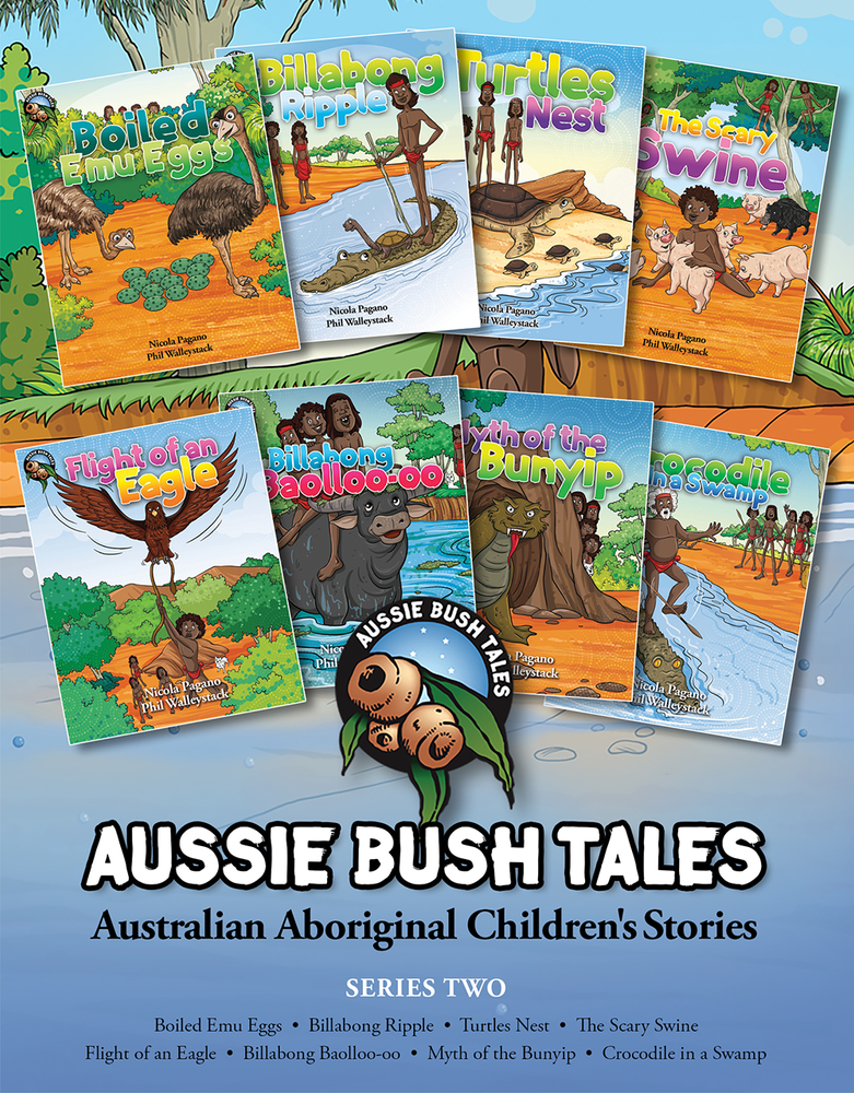 Aussie Bush Tales - Series 2 (3-Day Rental)
