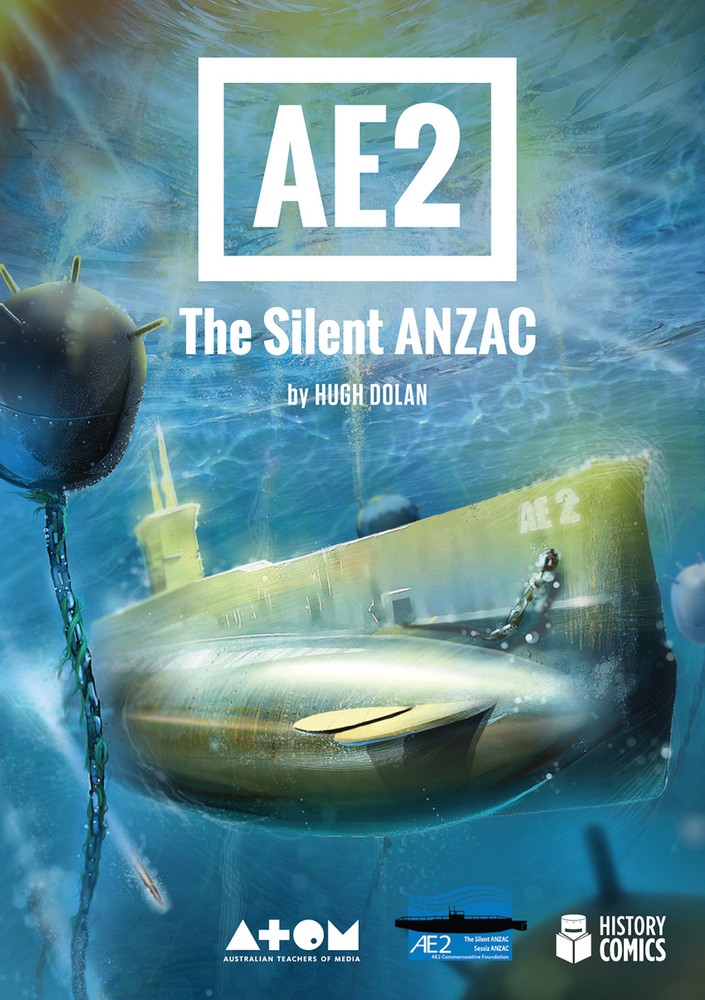 AE2: The Silent ANZAC