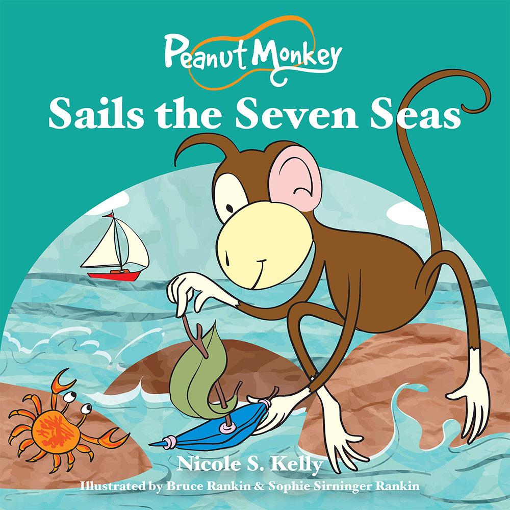 Peanut Monkey Sails the Seven Seas (EPUB)