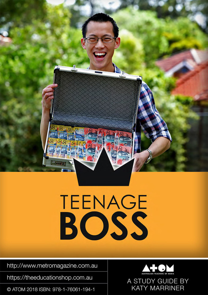Teenage Boss (ATOM Study Guide)