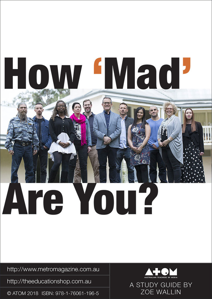 How 'Mad' Are You? (ATOM Study Guide)
