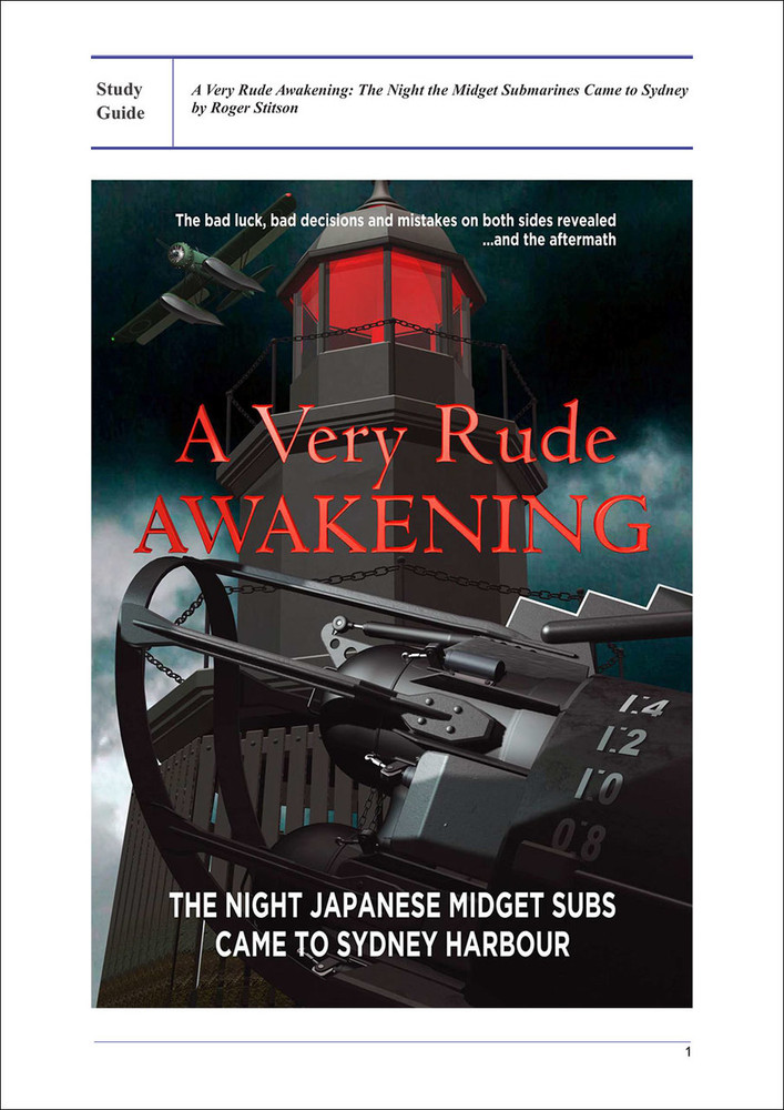 A Very Rude Awakening (Study Guide)
