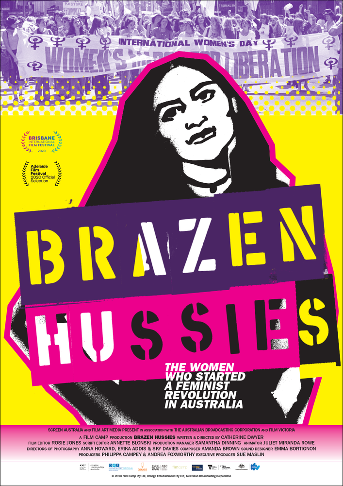 Brazen Hussies - 58-minute Version (7-Day Rental)