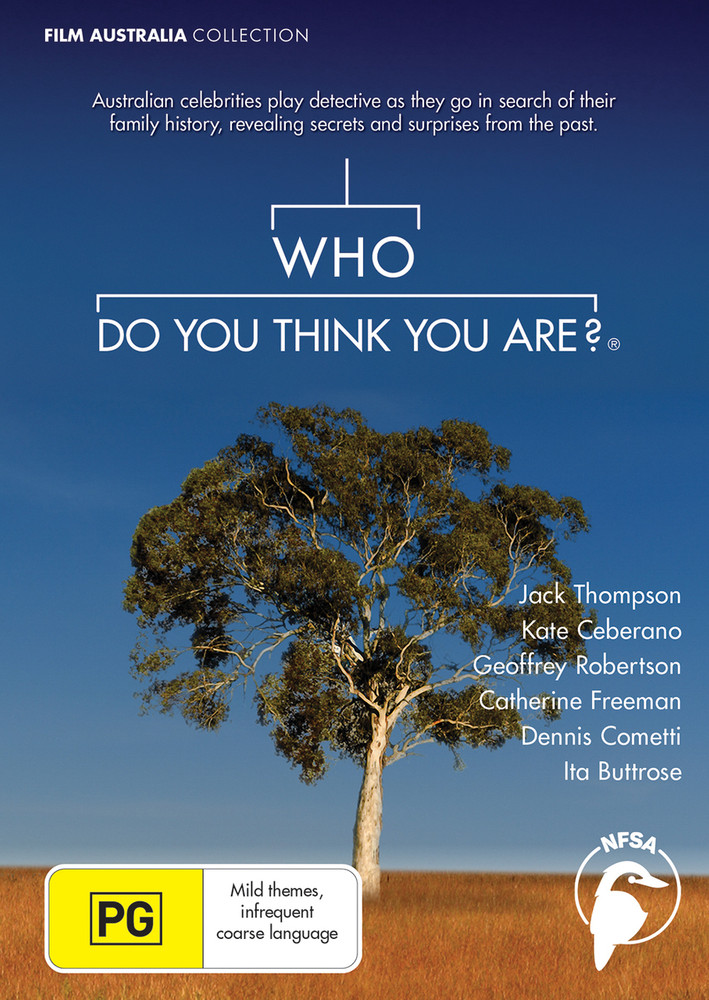 Who Do You Think You Are? - Series 1 (1-Year Access)
