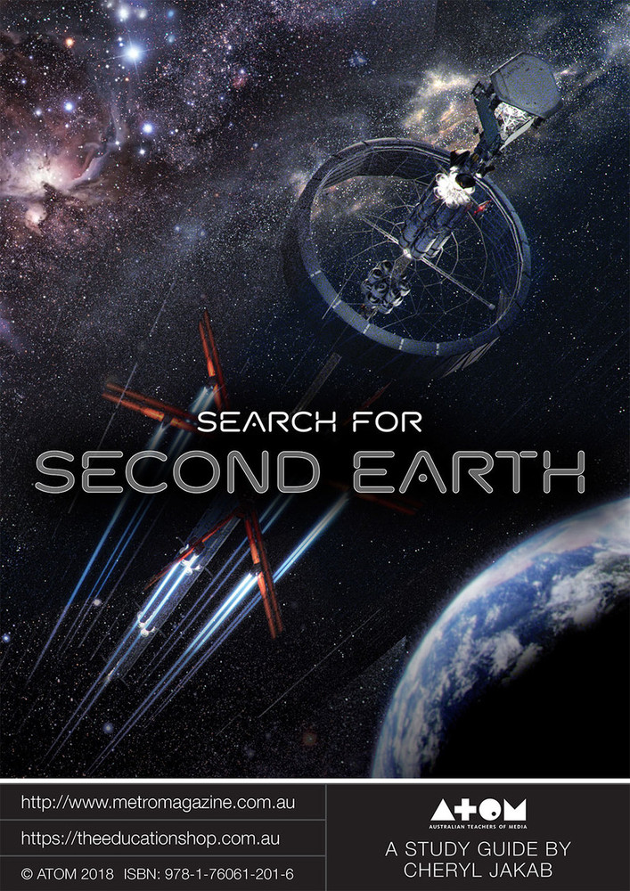 Search for Second Earth (ATOM Study Guide)