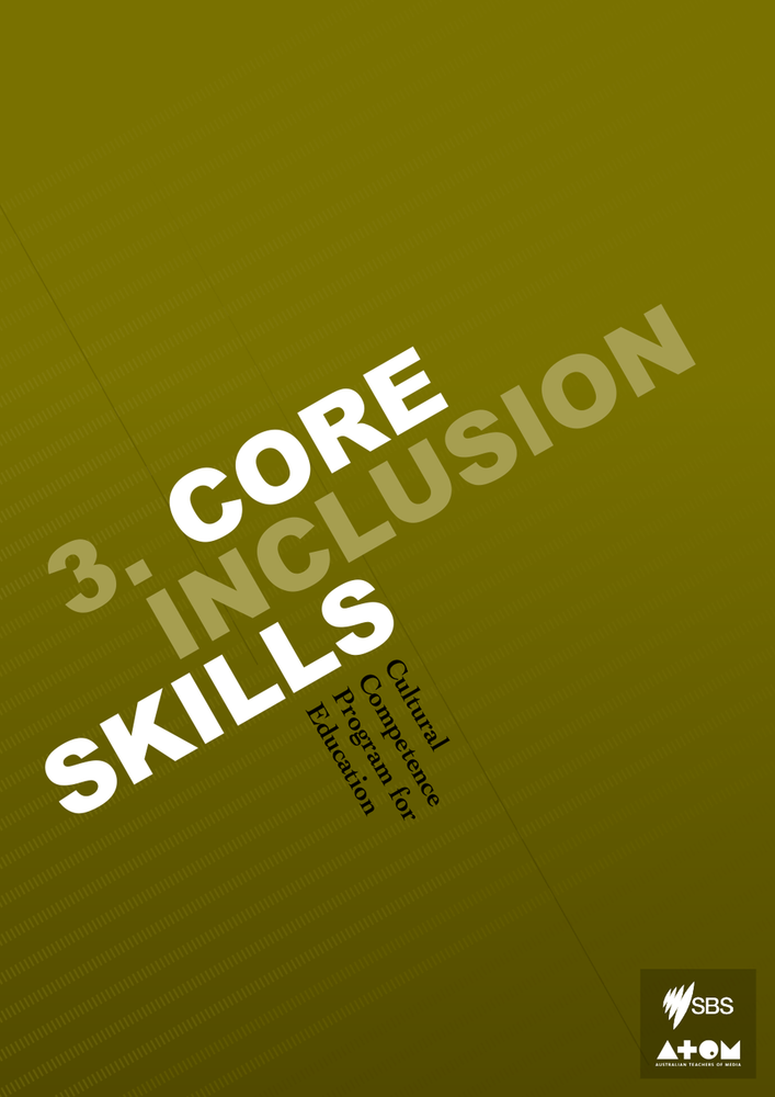 Cultural Competence Program - Module 3: Core Inclusion Skills (3-Day Rental)