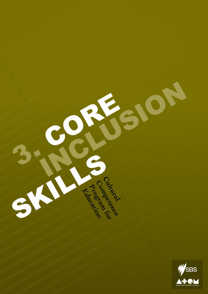 Cultural Competence Program - Module 3: Core Inclusion Skills (3-Day Rental)