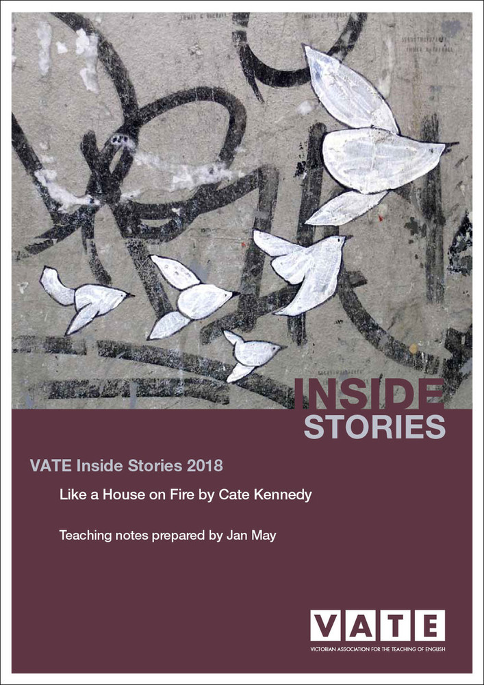 Like a House on Fire (VATE Inside Stories)