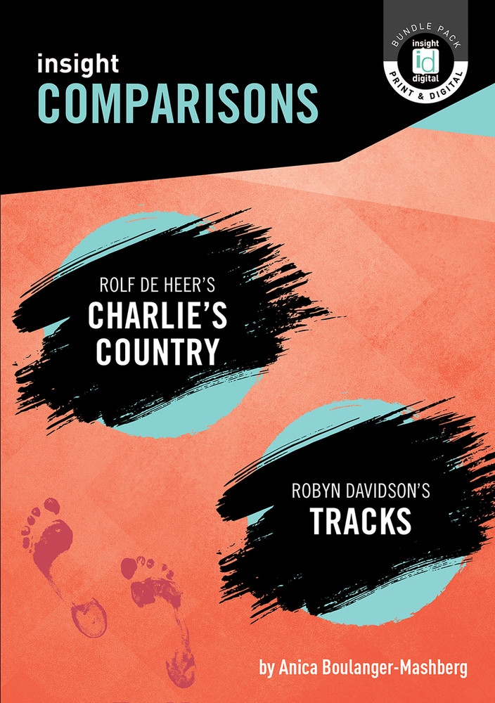 Insight Comparisons: Tracks / Charlie's Country (Print + Digital)