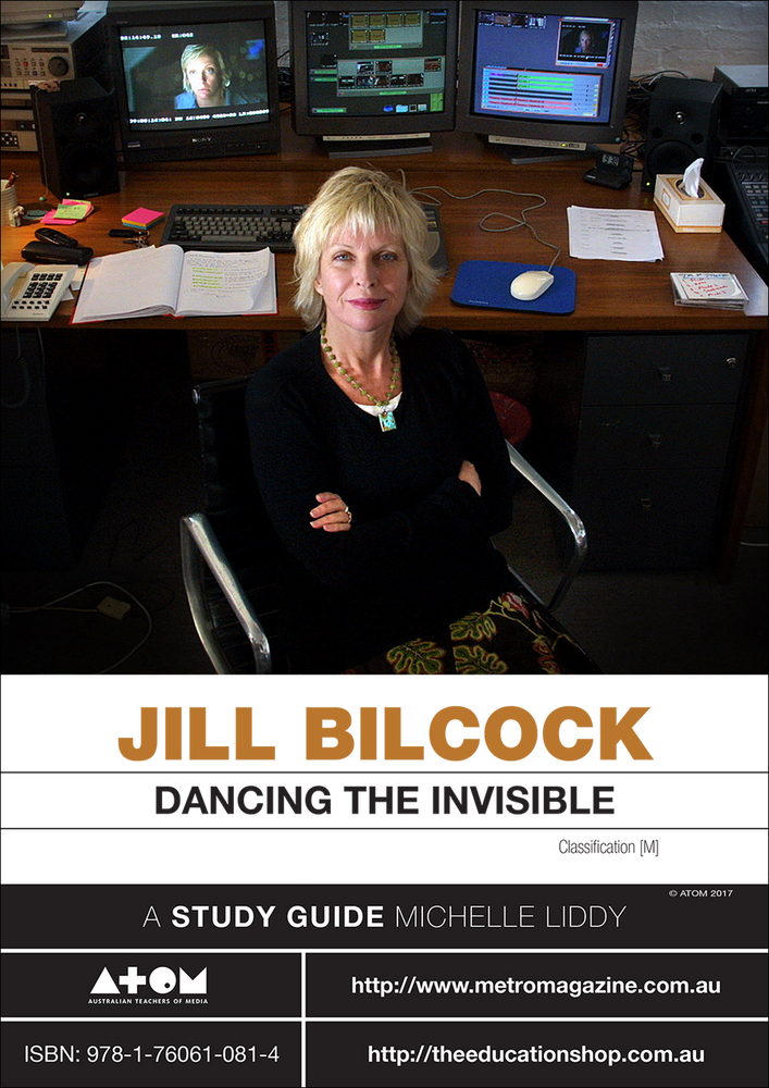Jill Bilcock: Dancing the Invisible (ATOM Study Guide)
