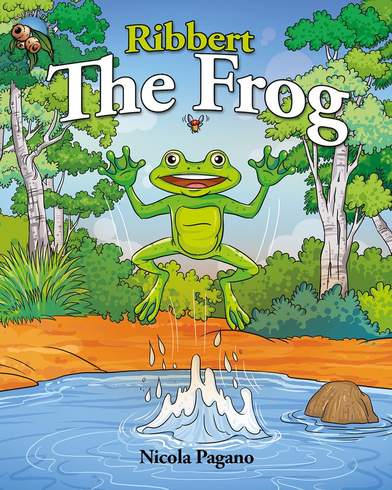 Ribbert the Frog (EPUB)