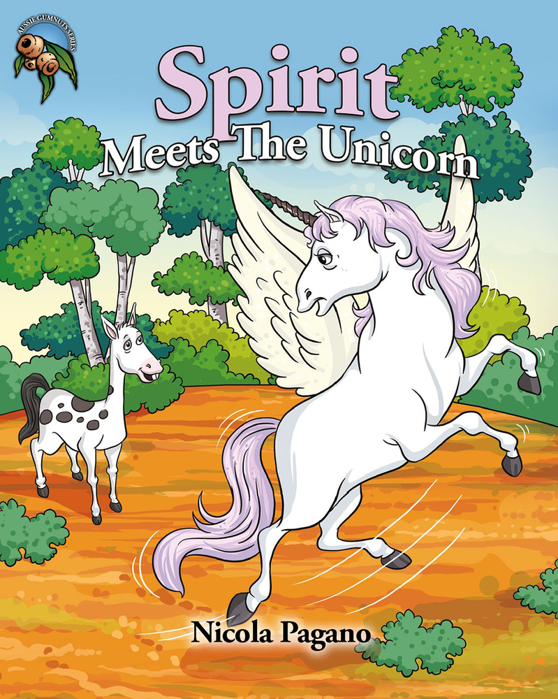 Spirit Meets the Unicorn (EPUB)