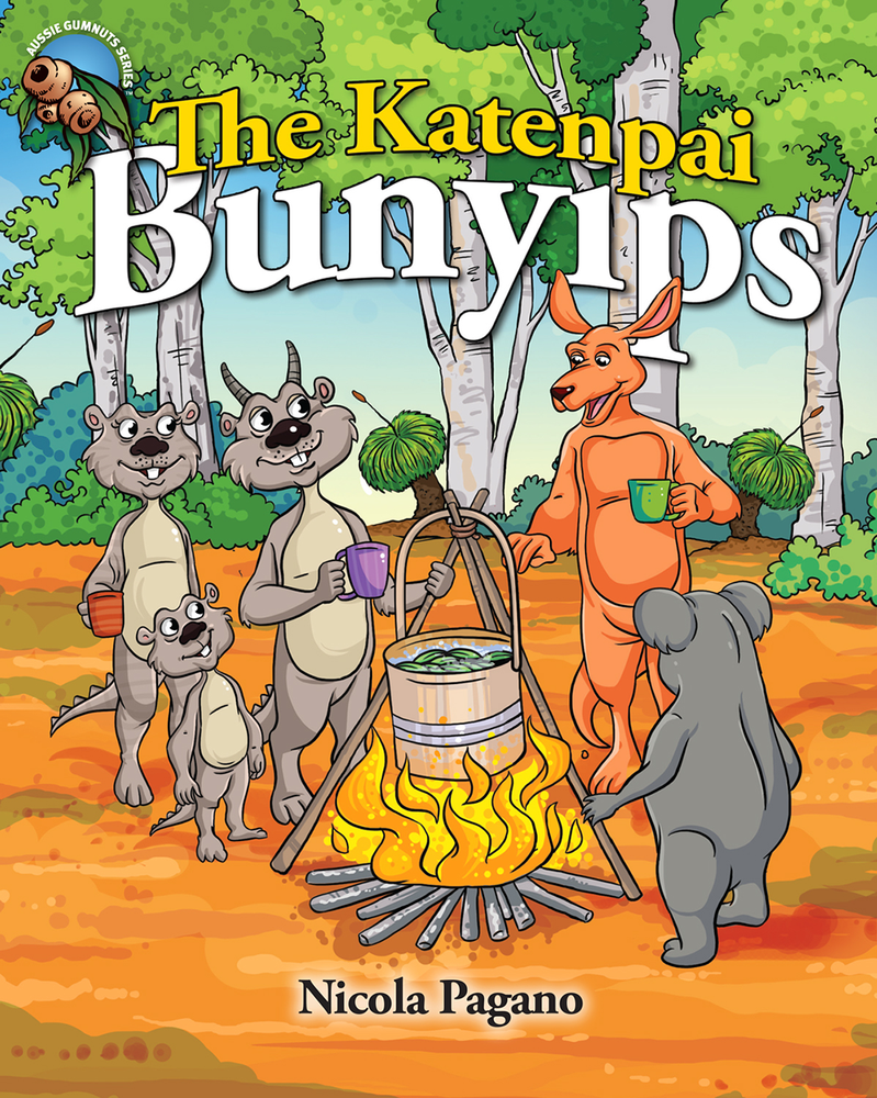 Katenpai Bunyips, the (EPUB)