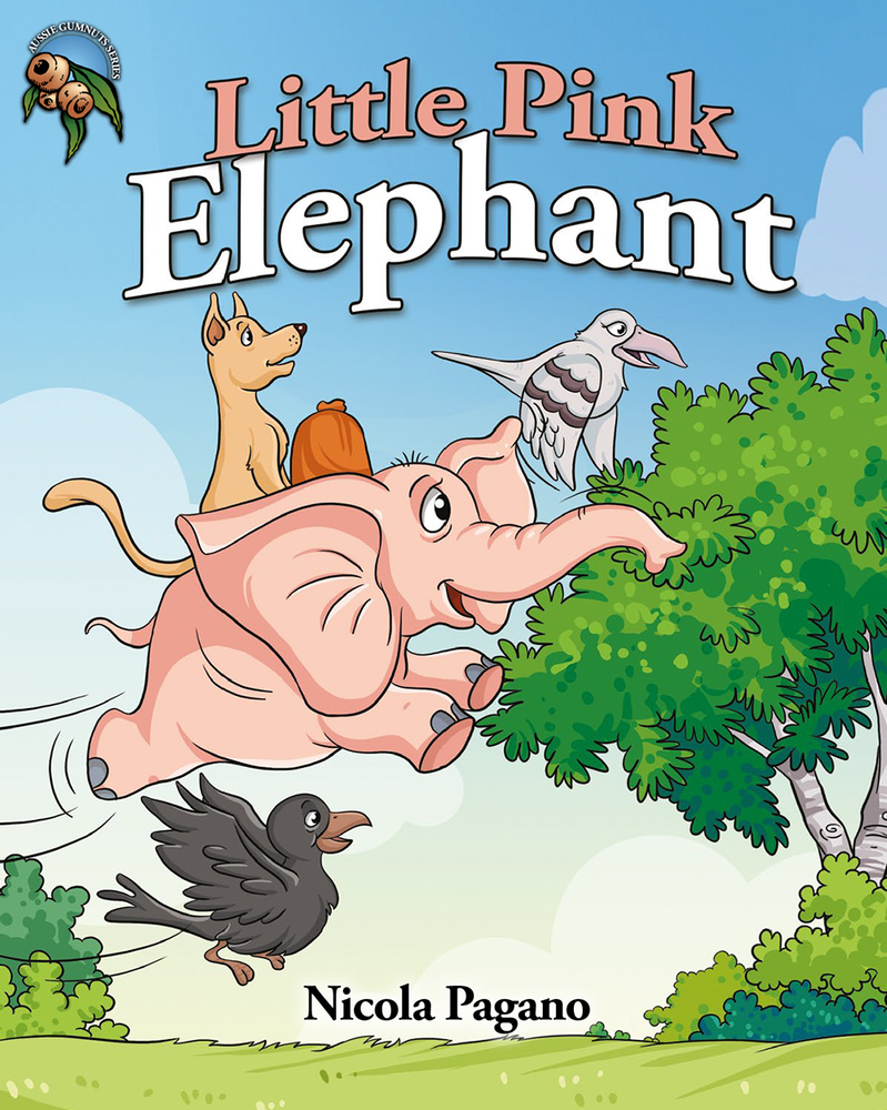 Little Pink Elephant - Narrated Book (3-Day Rental)