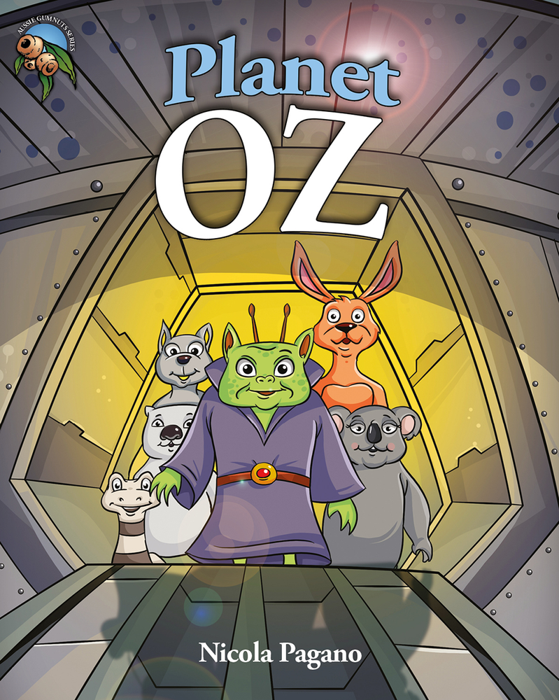 Planet Oz - Narrated Book (3-Day Rental)