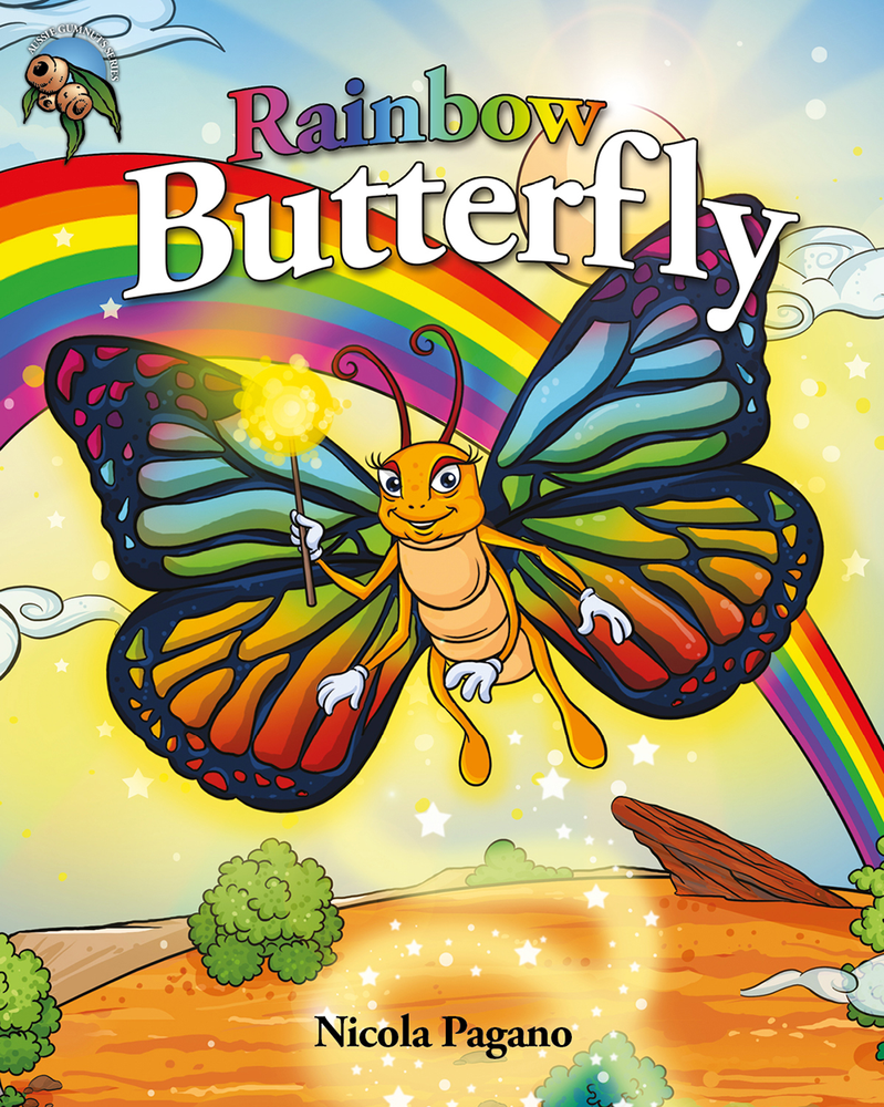 Rainbow Butterfly - Narrated Book (1-Year Access)