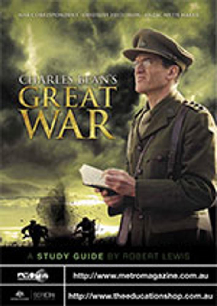 Charles Bean's Great War
