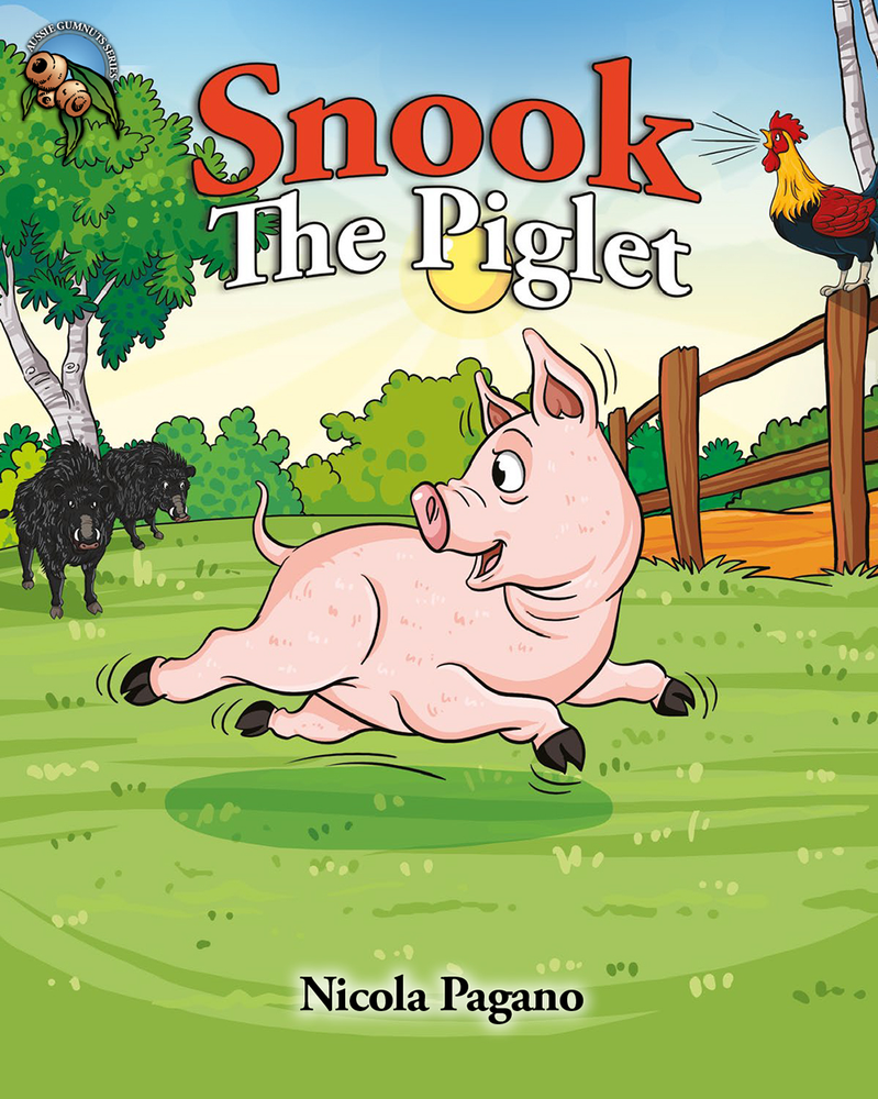 Snook the Piglet - Narrated Book (3-Day Rental)