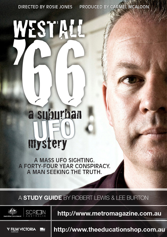 Westall '66: A Suburban UFO Mystery (ATOM Study Guide)