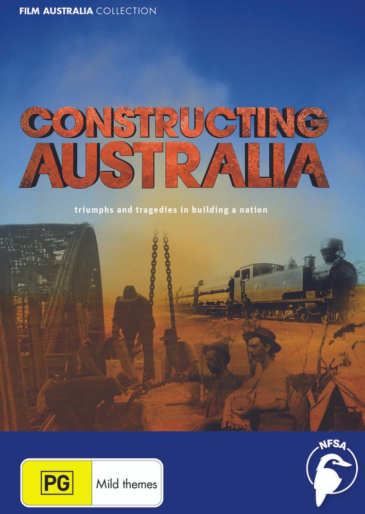 Constructing Australia: series (1-Year Access)