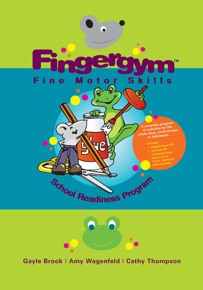 Fingergym: Fine Motor Skills School Readiness Program