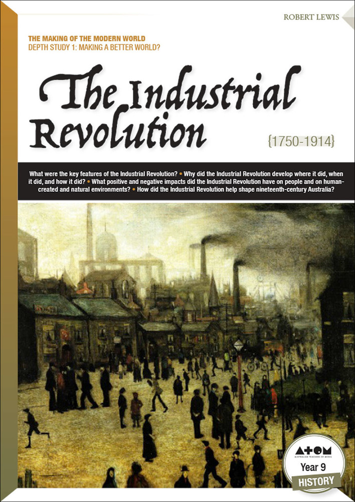 Industrial Revolution (1750-1914), The