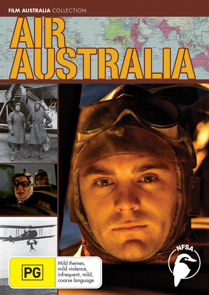 Air Australia: series (1-Year Access)