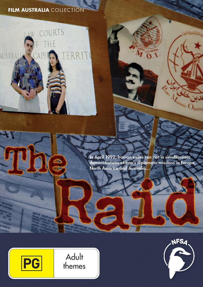 Raid, The (3-Day Rental)
