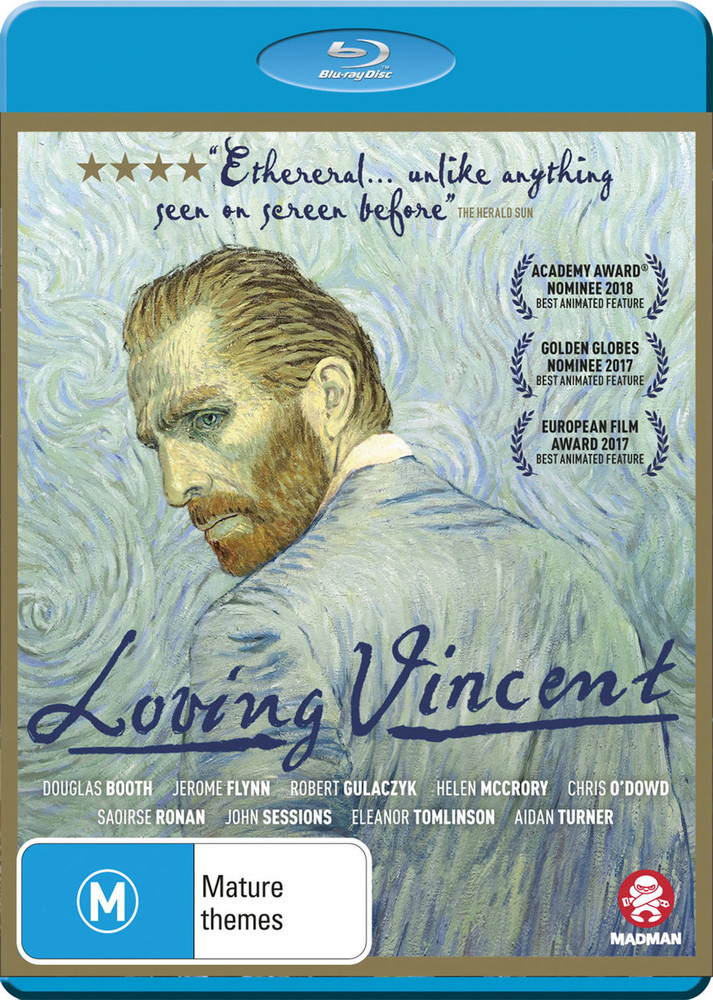 Loving Vincent (Limited Edition) (Blu-Ray)