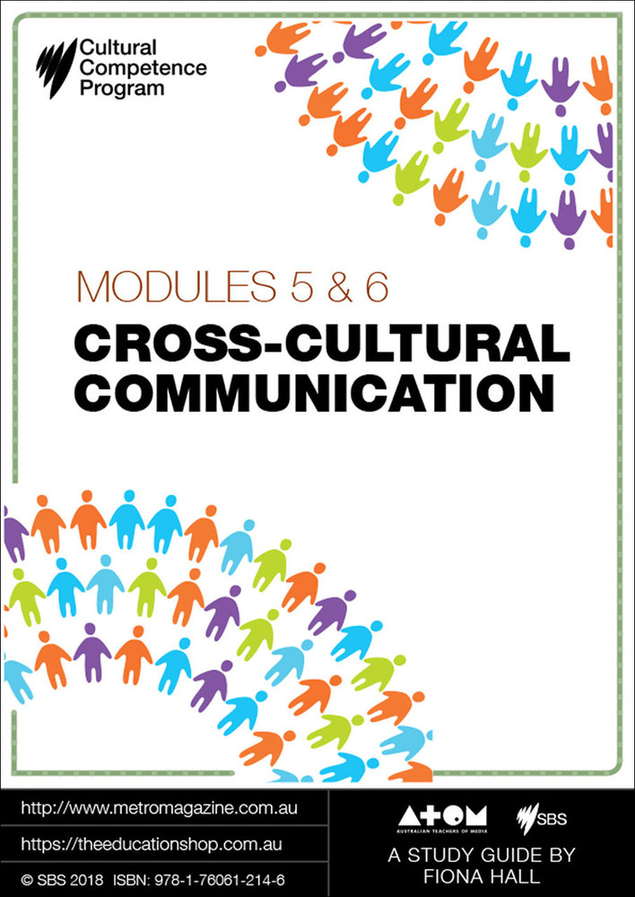 Cultural Competence Program - Modules 5 & 6: Cross-cultural Communication (ATOM Study Guide)