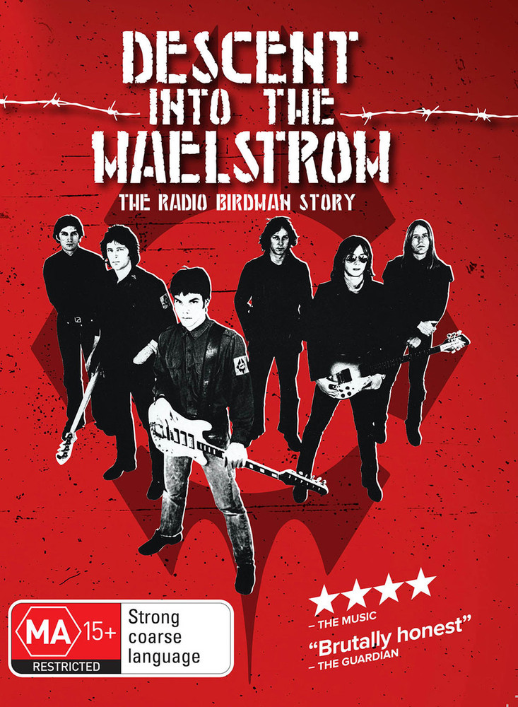 Descent into the Maelstrom - The Radio Birdman Story (3-Day Rental)