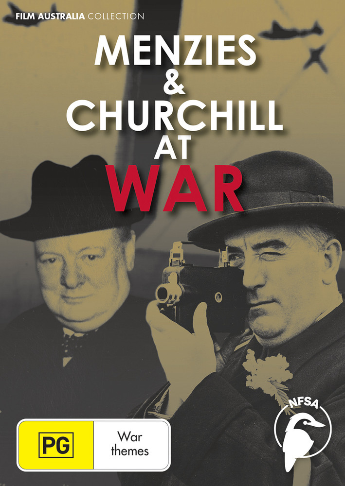 Menzies and Churchill at War (1-Year Access)
