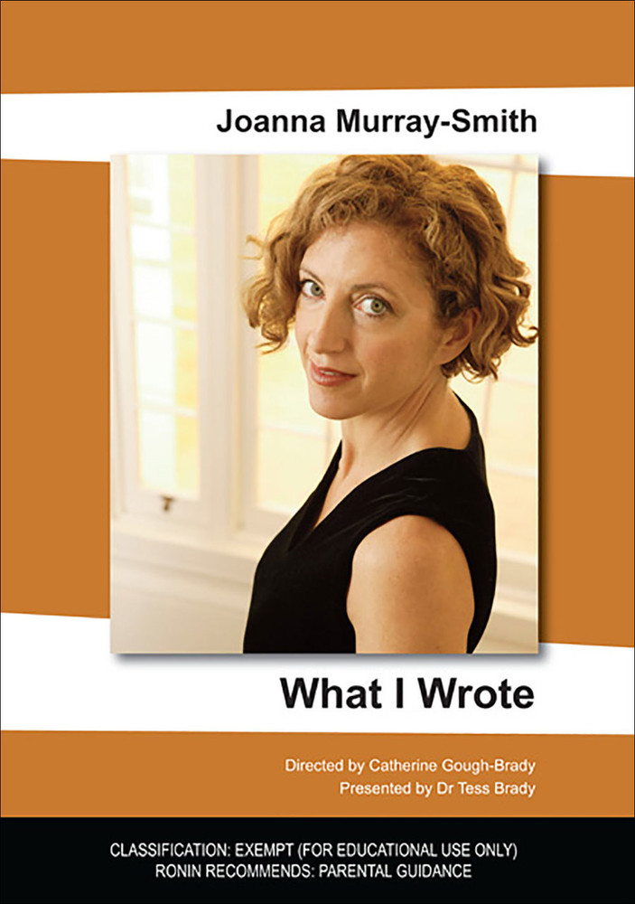 What I Wrote - Joanna Murray-Smith