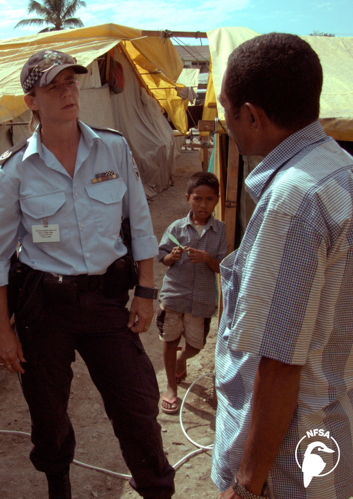 Policing the Pacific: Dili's New Street Cops (3-Day Rental)