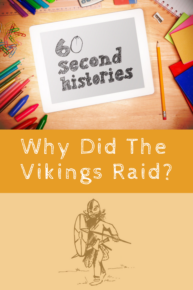 Vikings - Why Did the Vikings Raid? (1-Year Access)