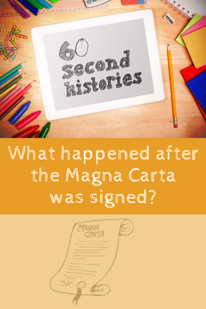 Medieval - What Happened after the Magna Carta Was Signed? (1-Year Rental)