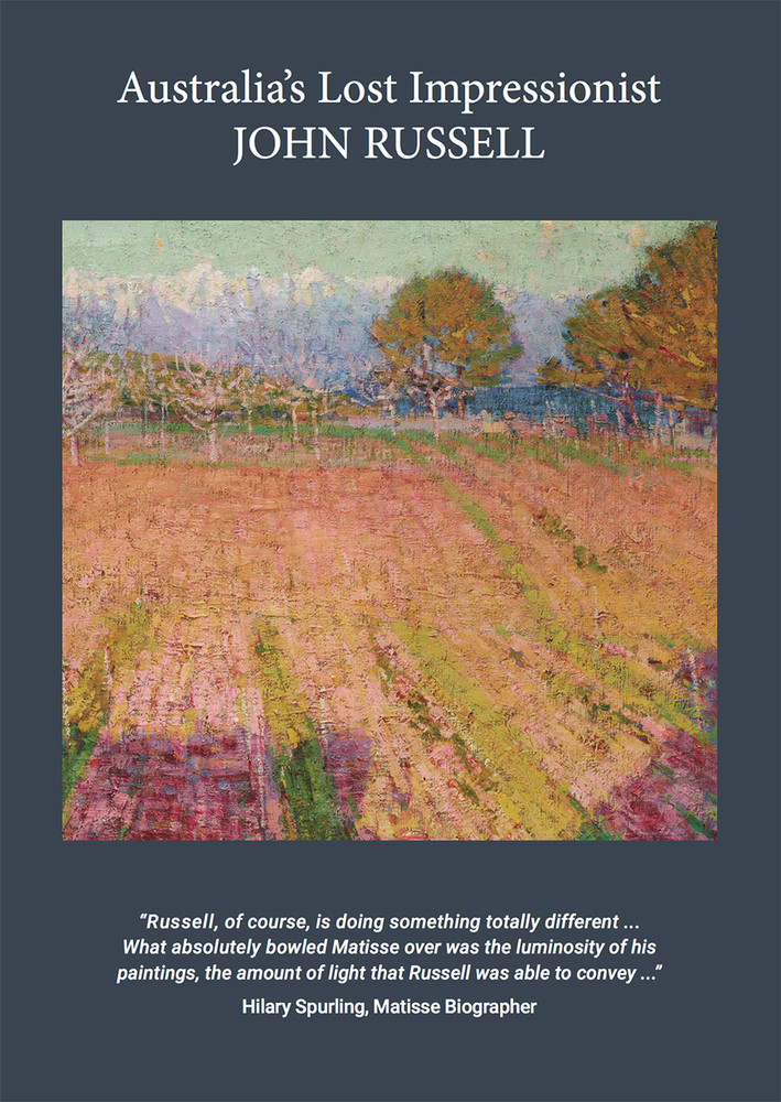 Australia's Lost Impressionist: John Russell (1-Year Rental)